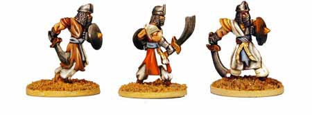 Saracen Lords (3)