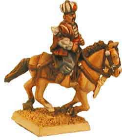 Saracen Caliph on Horse (1)