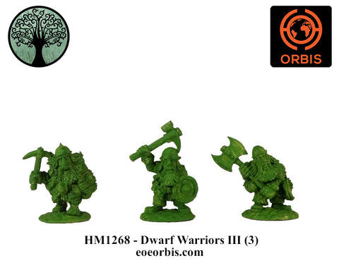 HM1268 - Dwarf Guards I (3)