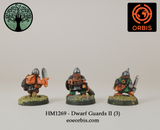 HM1269 - Dwarf Guards II (3)