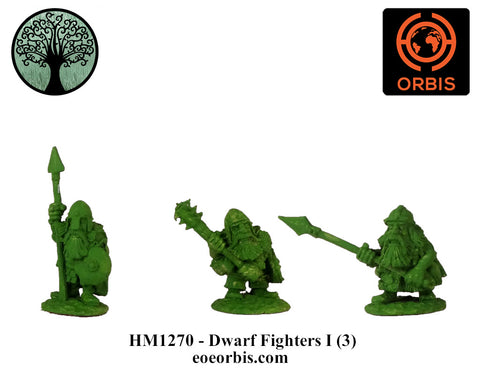 HM1270 - Dwarf Fighters I (3)