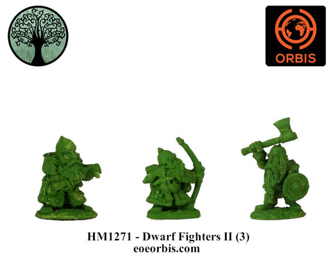 HM1271 - Dwarf Fighters II (3)