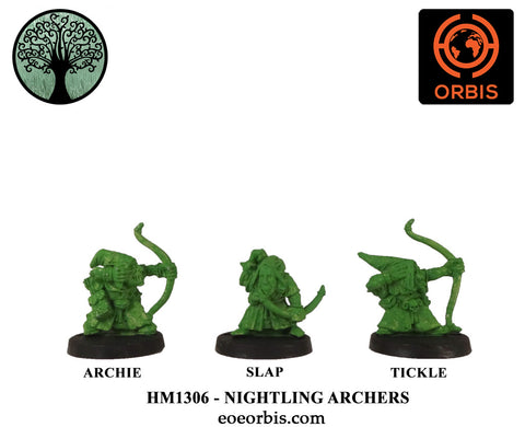 HM1306 - Nightling Archers III (3)