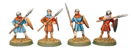 Early Light Spearmen (4)