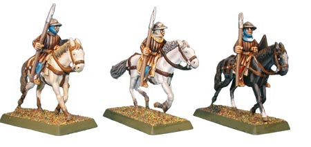 Medium Cavalry (Hobilars) (3)