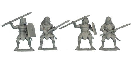 Egyptian Armoured Spearmen I (4)