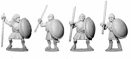 Theban Light Spearmen (4)