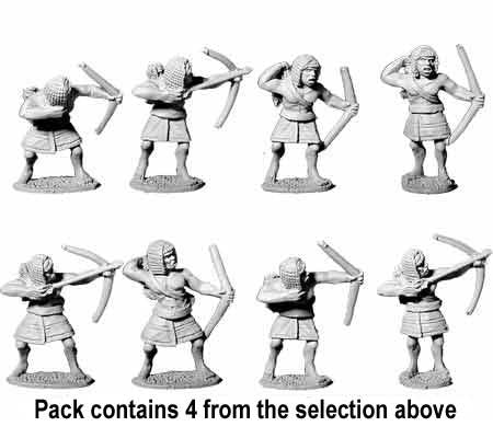 Egyptian Marine Archers I (4)