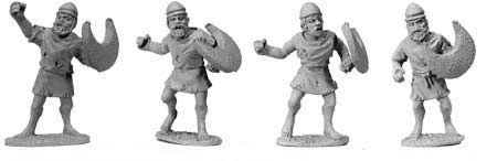 IA1190 - Greek Mercenary Peltasts (4)