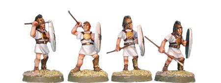 Oscan Armoured Infantry (4)
