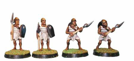 Egyptian Axemen II (4)