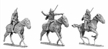 Assyrian Light Cavalry Archers (3)