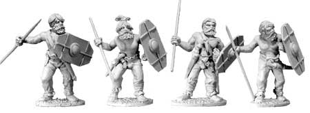 German Warband with Spears II (4)