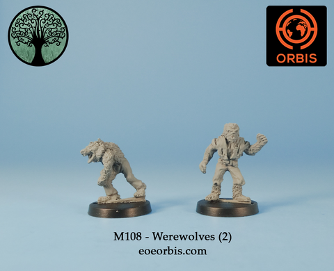 M108 - Werewolves (2)