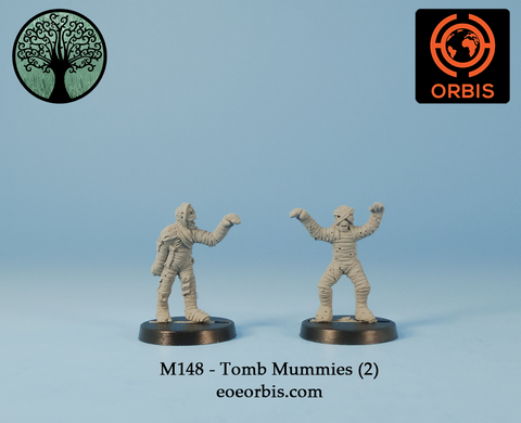 M148 - Tomb Mummies (2)