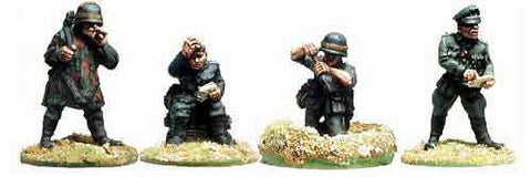 Wehrmacht Character Set I (4)