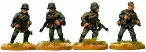Wehrmacht Infantry with SMGs III (4)