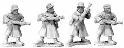 Wehrmacht Riflemen in Greatcoats I (4)