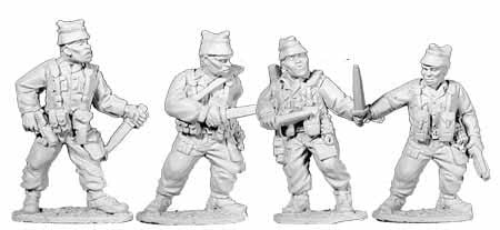 British Commandos with Knives (4)