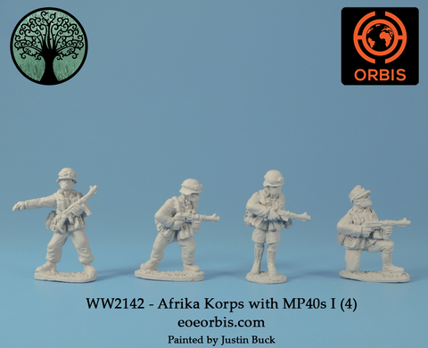 WW2142 - Afrika Korps with MP40s I (4)