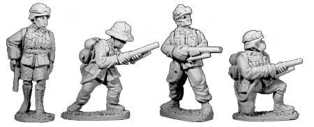 Afrika Korps with Flamethrowers (4)