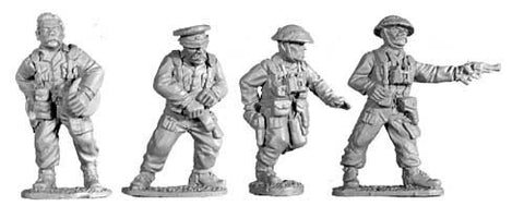 British Infantry Officers (4)