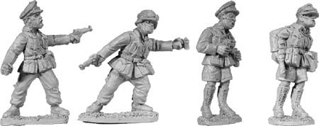Afrika Korps Officers  (4)