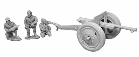 Russian 75mm M1897 Gun