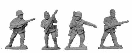 Wehrmacht Infantry with Rifles VI (4)