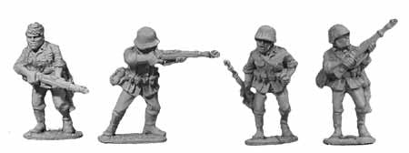 Wehrmacht Infantry with Rifles VII (4)