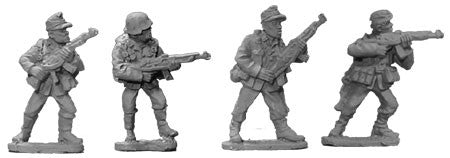 Wehrmacht Infantry with MP44 Rifles II (4)