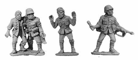 Wehrmacht Character Set IV (4)