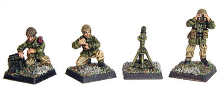 British Airbourne Mortar Team (4)