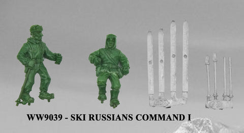 WW9039 - Russian Ski Troops Command I