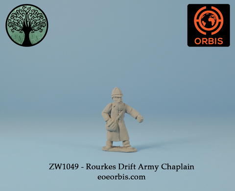 ZW1049 - Rourkes Drift Army Chaplain