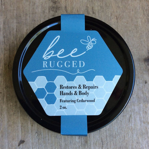 Bee Rugged by Sister Bee