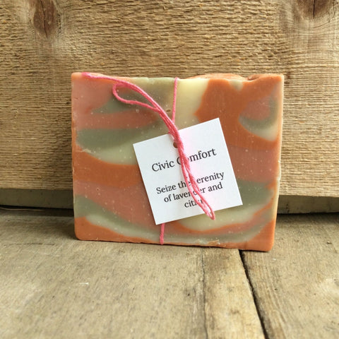 Civic Comfort by City Soaps