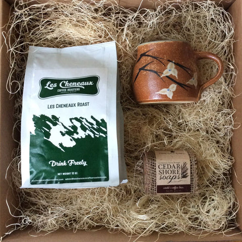 Les Cheneaux Coffee Lovers Box