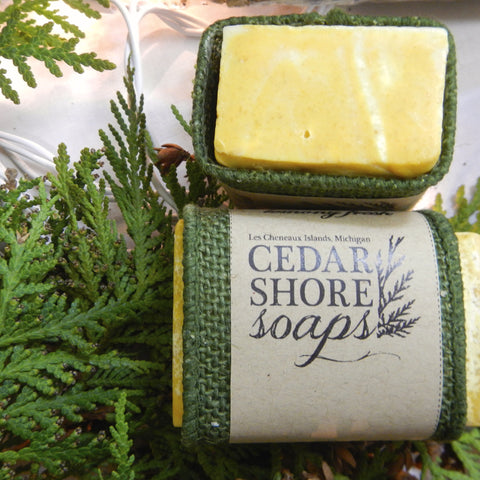 Lemony Fresh Soap Bar