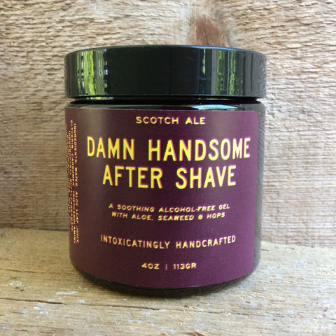 Damn Handsome After Shave - Scotch Ale