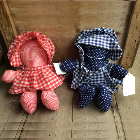 Hand Sewn Dolls by The Crockers