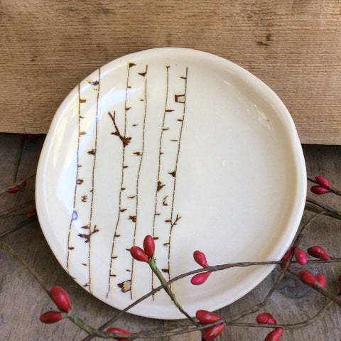 Ring Dish by Bella Joy Pottery-BirchTrees
