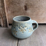 Short Mug with Handle by Heerspink and Porter-Turtle