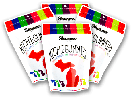 Michi-Gummies by Shurms