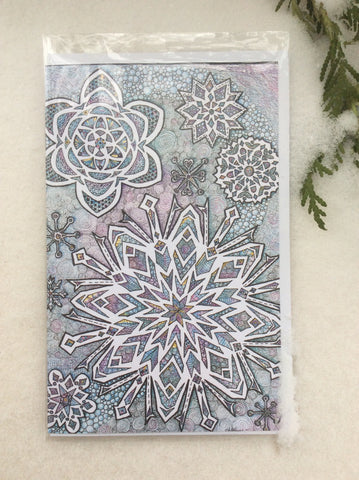 Heavens Lace Card by S. A. Johnson Creations