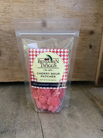 Cherry Sour Patches- Benjamin Twiggs