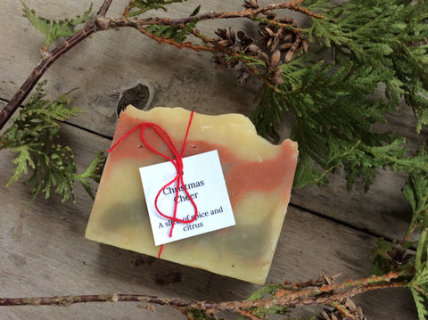 Christmas Cheer by City Soaps