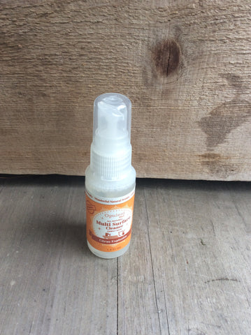 Multi Surface Cleaners 1 oz