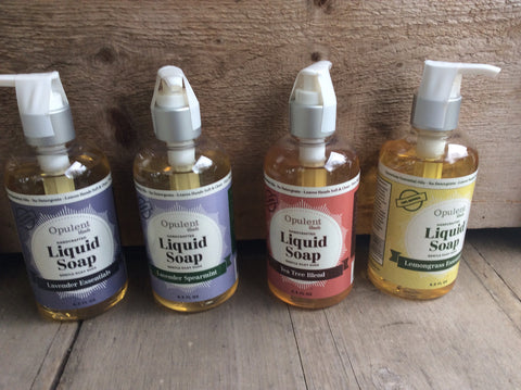 Liquid Soap by Opulent Blends