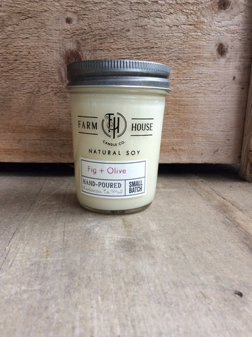 Fig + Olive - Farm House Candle Co.